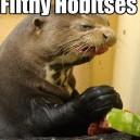 Filthy Hobitses