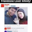 Friendzone Level: Infinity