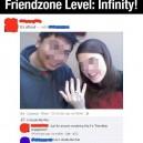 Friendzone Level: Infinity