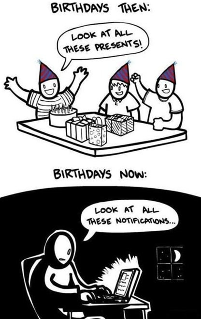Funny Pictures – Birthday presents today