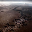 Grand Canyon as seen from Outer Space