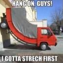 Hang on guys!