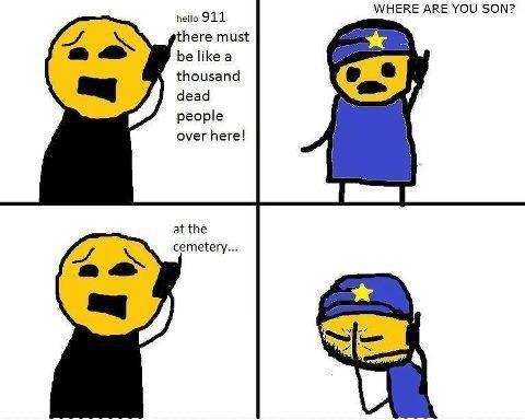 Hello 911!