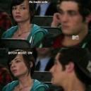 How girls flirt