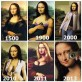 If Mona Lisa was alive today