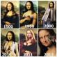 If Mona Lisa was alive today