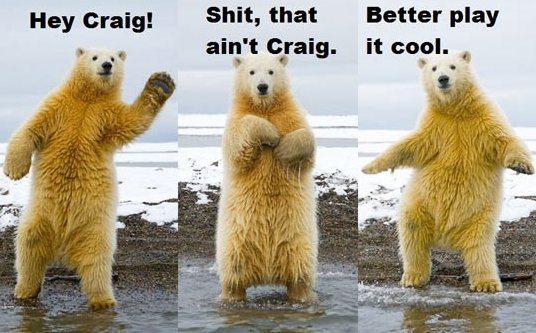 LOL – Hey Craig
