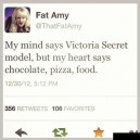 My Mind Says Victoria Secret…