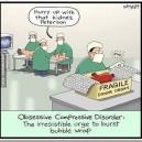 Obsessive Compressive Disorder