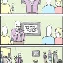 Office joke