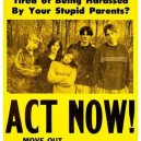 Teenagers, act now!