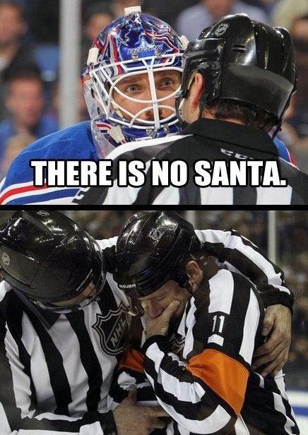 There is no Santa