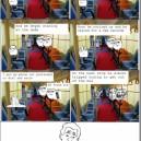 Trolling in the Bus
