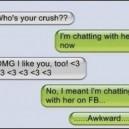 Well thats too awkward