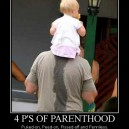 4 P's of parenthood