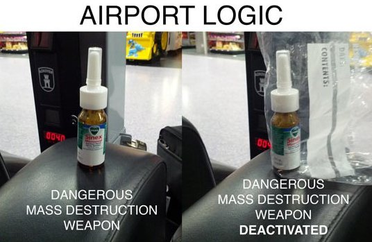 Airport Logic