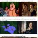 Aladdin vs. Titanic