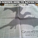Awesome Game of Thrones ad