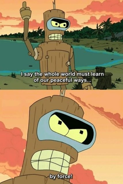 Bender Quote