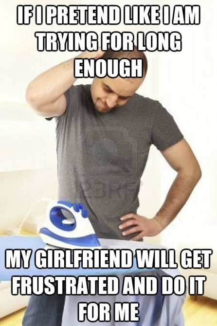 Boyfriend Logic