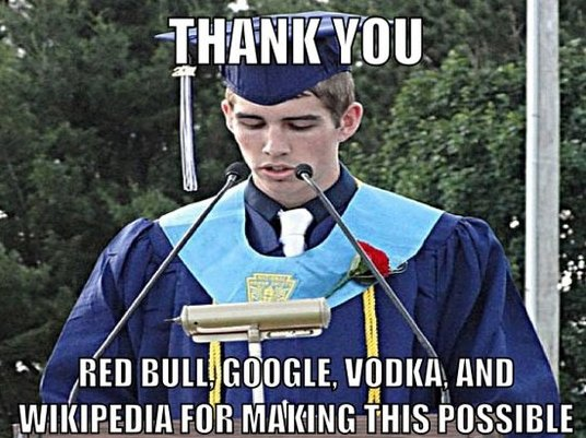 College graduation truths