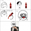 Derping with a coke