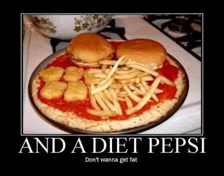 Don't want to get FAT