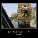 Don't worry! I've got this!