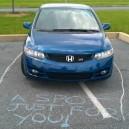 Douchebag Parking 101