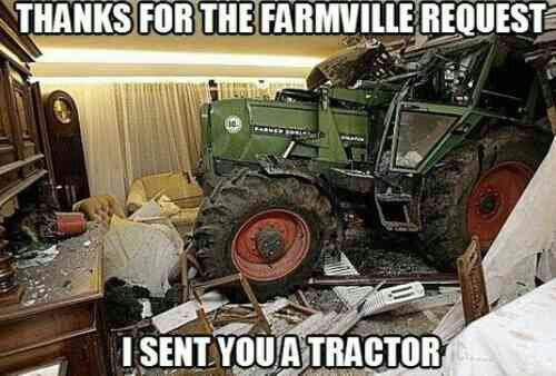 Farmville Request