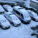 Funny Pictures – Winter Vandalism