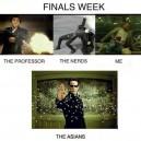 How Finals Week Works