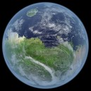 How mars would look like if it still had water