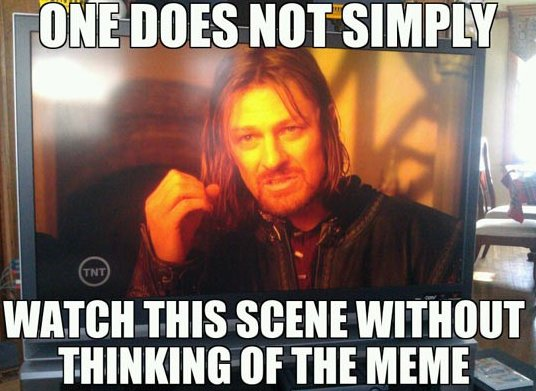 MEME – Lord of the Rings