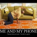 Me And My Phone