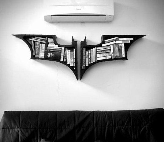 Na Na Na Na Bookshelf!