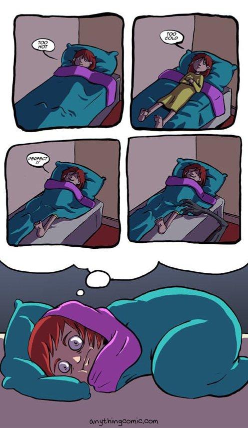 Nighttime Fears