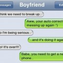 SMS – The Awkward Moment When