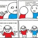 Stop being Lil' Wayne!