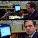 The Office Joke