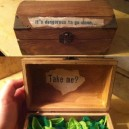The geekiest way to propose