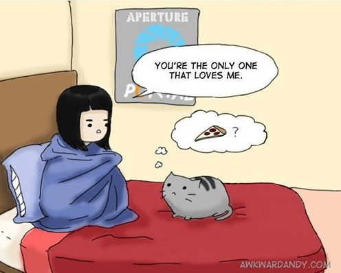 The truth about pets