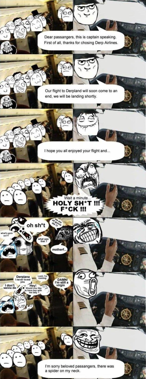 Trolling Pilot