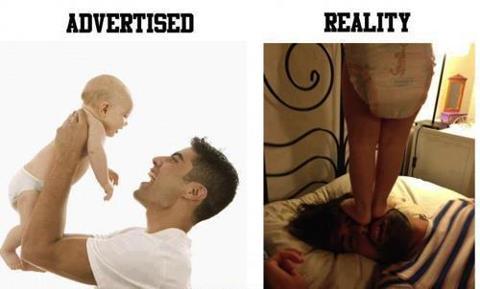 Advertised vs. Reality