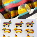 Awesome Pinata Cookies