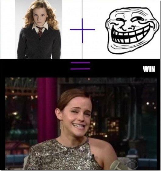 Emma Watson – Problem?