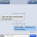 End of days Text Message