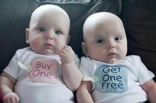 Funny Pictures – Twins