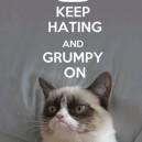 Grumpy on