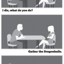 How geeks speed date